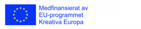 Logotyp för EU-programmet Kreativa Europa.