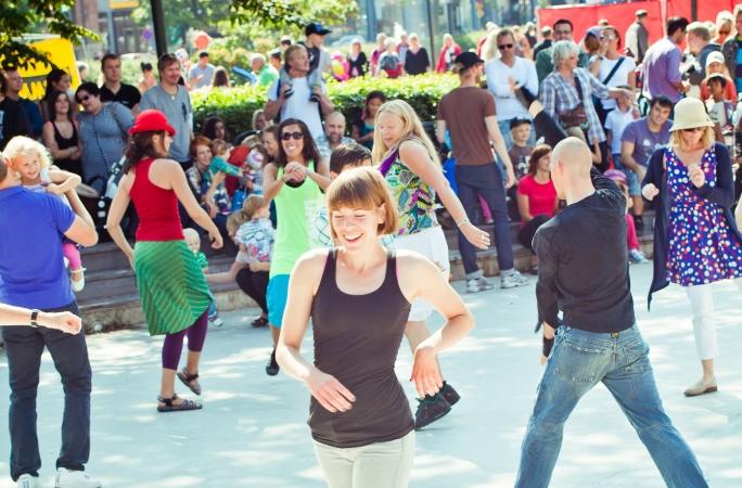 Malmöfestivalen | Skånes Dansteater